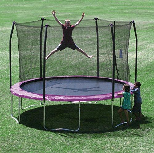 Skywalker Trampolines Round Trampoline With Enclosure