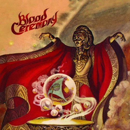 Blood Ceremony by Blood Ceremony (2012) Audio CD