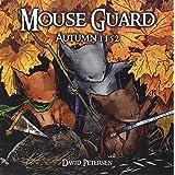 Mouse Guard: Autumn 1152by David Petersen