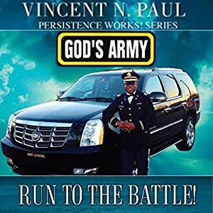 God's Army: Run to the Battle! Audiobook