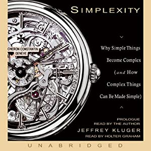 Simplexity Audiobook