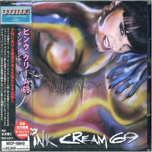 Pink Cream 69 - In10sity (Jap. Ed.)-2007-MCA int Download