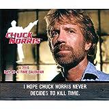 Chuck Norris 2015 Daily Desk Calendar