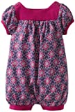 Tea Collection Baby-girls Infant Treasure Flower Romper
