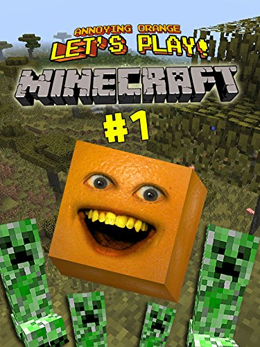 Clip: Annoying Orange Let's Play - Minecraft #1