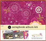 S.E.I. 12-Inch by 12-Inch 1 Hour Album Scrapbook Kit, Botanical Garden