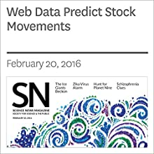 Web Data Predict Stock Movements Other by Mark Buchanan Narrated by Jamie Renell
