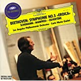 "Beethoven: Symphony No.3 ""Eroica"" / Schumann: Manfred Overture"