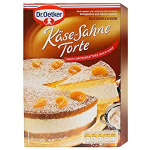 : Baking Mix Kase-Sahne Torte - Cheesecake - : Grocery & Gourmet Food