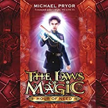Hour of Need (       UNABRIDGED) by Michael Pryor Narrated by Rupert Degas