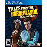 Tales From The Borderlands Play Station 4
