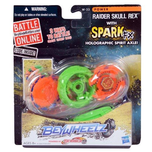 Beyblade Beywheelz: Raider Skull Rex (W-33)