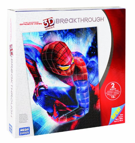 The Amazing Spider-man 3D Puzzle Breakthrough Level 2