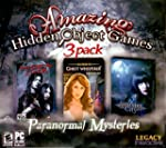 Amazing Hidden Object Games 3 Pack. P...