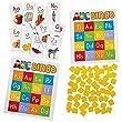 ABC BINGO! Childrens Classroom Educational Game