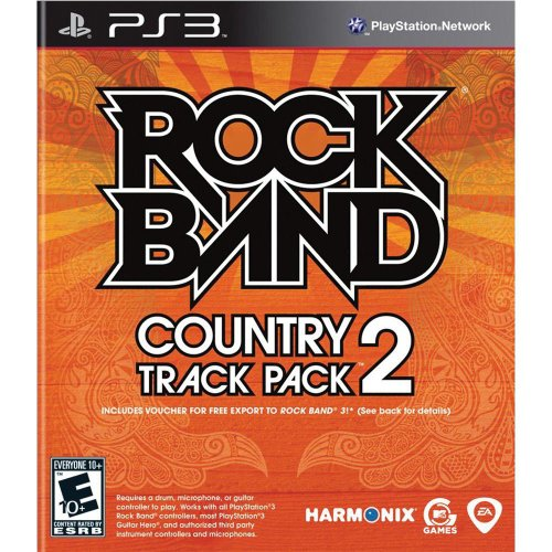 Rock Band Country Track Pack 2 – PlayStation 3