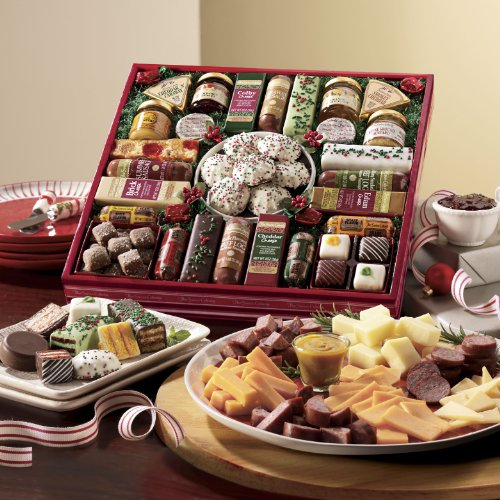 The Swiss Colony 27 Favorites Food Gift