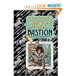 Bastion: Book Five of the Collegium Chronicles (A Valdemar Novel) by
