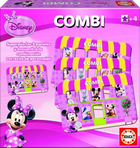Juegos De Ingenio: Combi Minnie