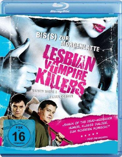 Lesbian Vampire Killers [Blu-ray]
