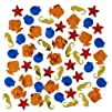 Amscan  Luau Confetti  Standard