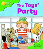 Oxford Reading Tree: Stage 2: Storybooks: the Toys' Party (Oxford Reading Tree)