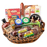 DeliDirect Gourmet Meat & Cheese Basket