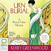 Urn Burial: A Phryne Fisher Mystery | [Kerry Greenwood]