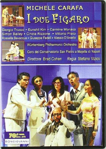 I Due Figaro (Trucco,Bevacqua-Cohen) - Mercadante - DVD