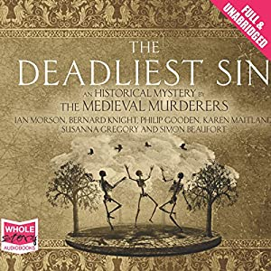 The Deadliest Sin Audiobook