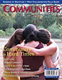 img - for Communities Magazine #144 (Fall 2009) - Community in Hard Times book / textbook / text book