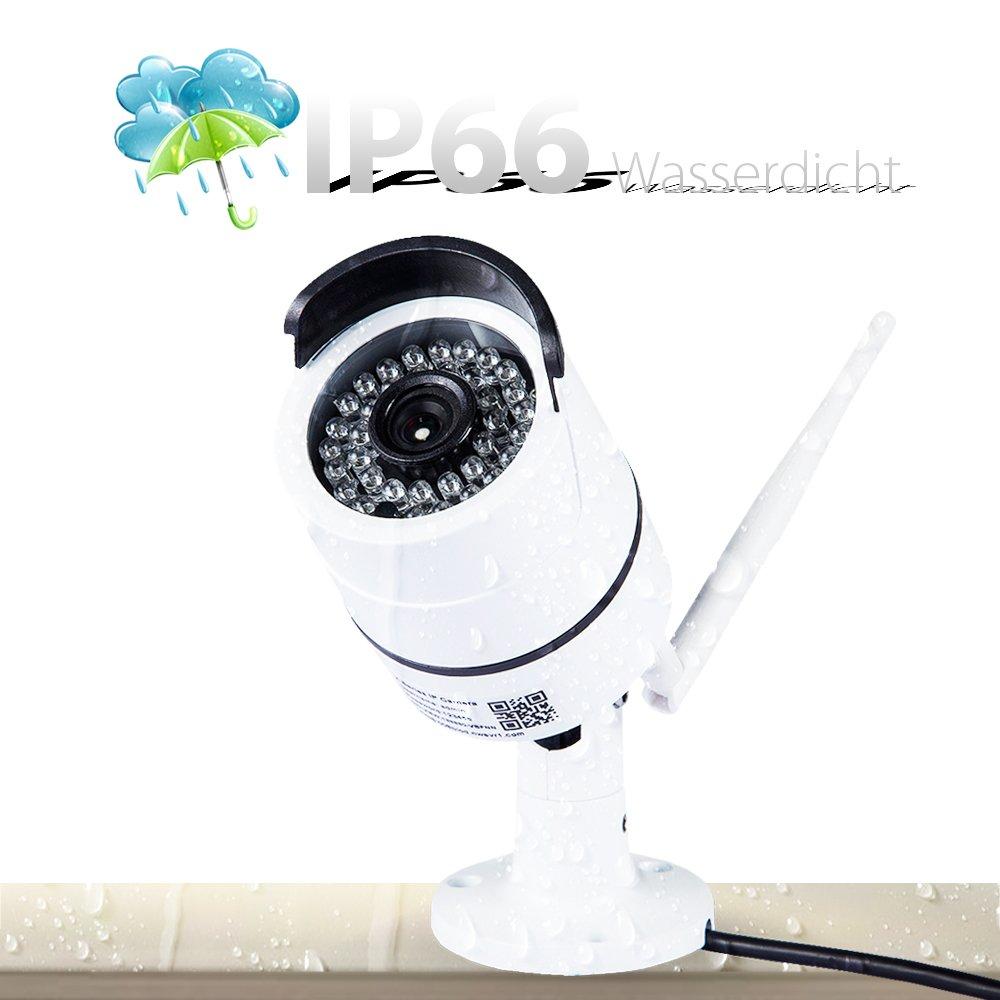 inx49 dbpower 1080p wasserdichte outdoor ip kamera berwachungskamera mit ebay. Black Bedroom Furniture Sets. Home Design Ideas