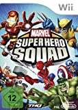 WII Marvel Super Hero Squad