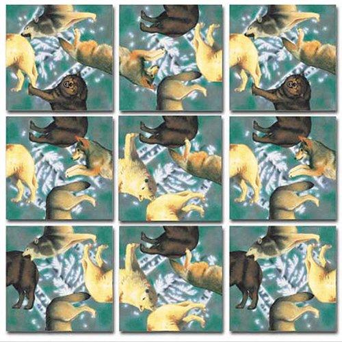 Scramble Squares: Wolves