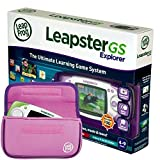 Leap Frog Leapster Gs Explorer (Purple) & Neoprene Sleeve Set