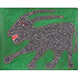 Indian Art Gond Paintings Asian Decor 22 x 28 inches