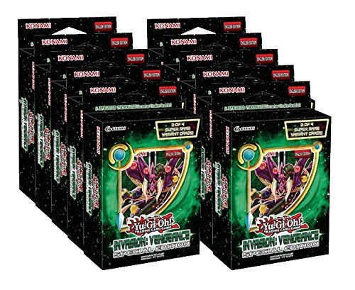 Yu-Gi-Oh Invasion Vengeance Special Edition Display (Yugioh Display Case compare prices)