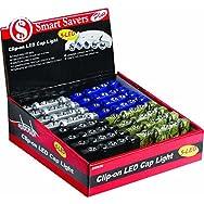 Smart Savers LED Clip-On-Cap Head Light-LED CLIP-ON CAP LIGHT