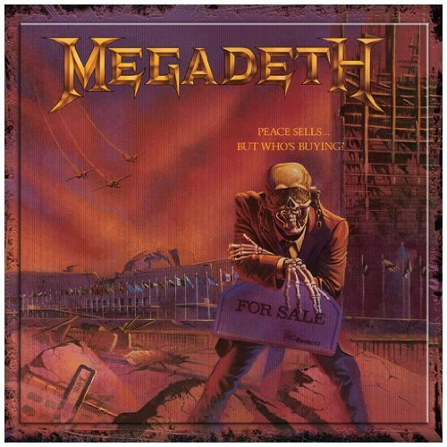 Peace Sells... But Who's Buying (25th Anniversary Edition) by Megadeth Original recording remastered edition (2011)... by Megadeth
