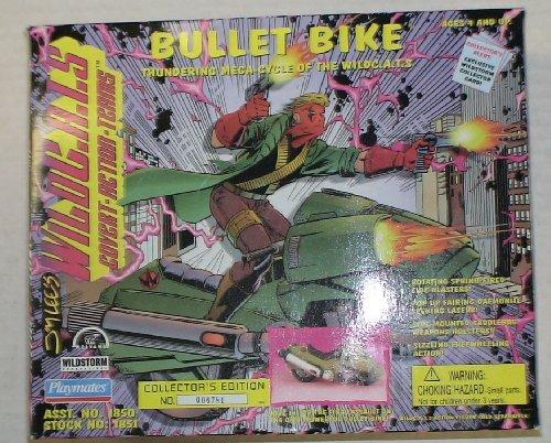 Wildcats Bullet Bike - 1