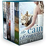 The Cain Chronicles, Episodes 1-4: New Moon Summer, Blood Moon Harvest, Moon of the Terrible, Red Rose Moon (Seasons of the Moon Book 5) (English Edition)