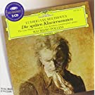 Beethoven: The Late Piano Sonatas  (DG The Originals)