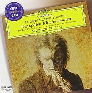 Beethoven: The Late Piano Sonatas  (DG The Originals)