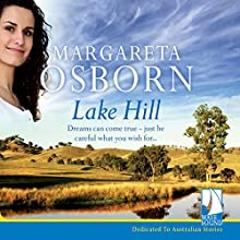 Lake Hill Audiobook by Margareta Osborn Narrated by Kellie Jones