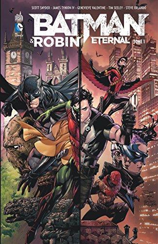 Batman & Robin Eternal Tome 1