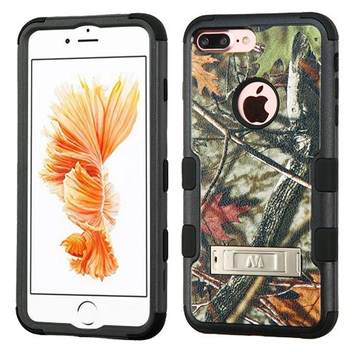 MyBat Cell Phone Case for Apple IPhone 7 Plus - Camouflage Collection Black