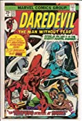 Amazon.com: Daredevil # 127, 4.0 VG: Marvel Comics Group: Books