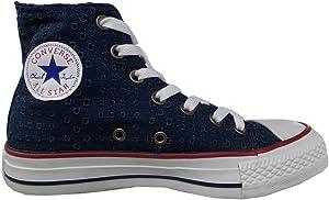 Converse Chuck Taylor All Star Eyelet Cut, Baskets mode mixte adulte   passe en revue plus d'informations