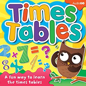 Times Tables | [AudioGO Ltd]