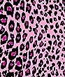 Pink Cheetah Gift Wrap Flat Sheet 24\
